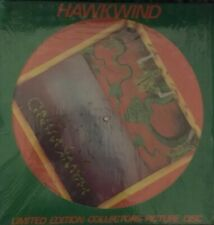 Hawkwind - Hawkwind LP . Limited Edition Picture Disc . Liberty Rec.1984 UK .