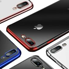 ShockProof Silicone Case For Apple iPhone X 8 7 6S Plus 360 Hybrid Cover