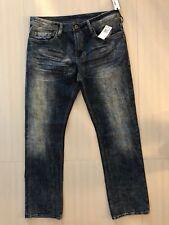 "NWT Men's Buffalo David Bitton Evan-X 36 Slim Jeans. Inseam 33"". MSRP $109.00 M1"