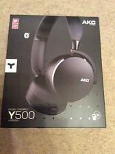 AKG Y500 WIRELESS HEADPHONES - Black (1)