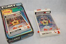 Tomy Ball Flipper Pinball Spiel Retro vintage defekt