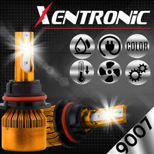 2x 9007 HB5 120W 12000LM CREE COB LED Headlight Kit Hi/Lo Power Bulbs 6000K HID