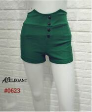 HIGH WAIST SHORT STRECHABLE 0623