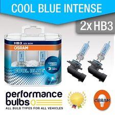 HB3 (9005) Osram Cool Blue HONDA CIVIC VII Hatch EU,EP,EV 99-06 High Beam Bulbs
