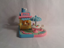 1995 Mimi and the Goo Goos Mimi's Big Bite Burger Bar - as is - no figures