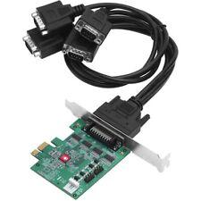SIIG DP CyberSerial 4S PCIe Board