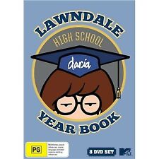 Daria: The Complete Series - Yearbook Edition ( 8 DVD Set )  BRAND NEW REGION 4
