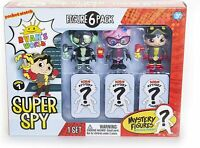 RYAN'S WORLD 6 Pack Super Spy Figures - Super Exclusive - New for 2020