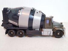 2008 Hasbro Transformers Devastator Cement Truck Robot Action Figure