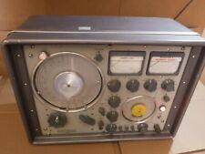 MARCONI INSTRUMENTS FM SIGNAL GENERATOR 10MHz-470MHz MODEL TF1066B/6