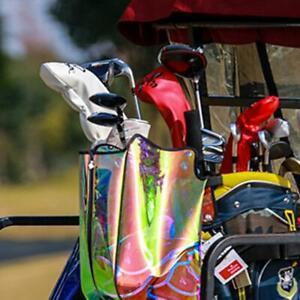 Colorful Golf Bag Top Cover Waterproof Dustproof Equipment High quality Hot Sale