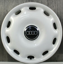 1x 15 Pulgadas Tapacubos + Audi 80 B4 100 C4+ 8A0601147A+ Nuevo & Original Audi