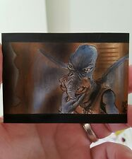 STAR WARS WATTO SKETCH ART CARD BY JASON POTRATZ & JACK HAI ACEO PSC