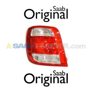 SAAB 9-2X LEFT DRIVER TAIL LIGHT BRAKE LENSE 2006 NLA NEW GENUINE OEM 32010743