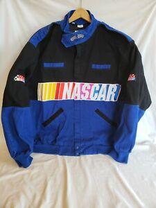 Vintage NASCAR XXL Jacket NASCAR Racing Team NASCAR