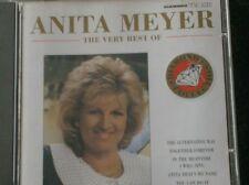 ANITA MEYER - THE VERY BEST OF (1991) The alternative way, Wonderland, Oh day...