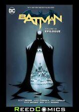 BATMAN VOLUME 10 EPILOGUE HARDCOVER Hardback Collects (2011) #51-52, Annual #4