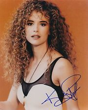 Kelly Preston signed 8x10 color photo