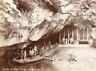 Belgique, les Grottes de Han, province de Namur, vue générale  Vintage silver pr