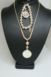 Lillyco Jewellery Fashions Womens Ladies Coin Necklace & Bracelet gift Present