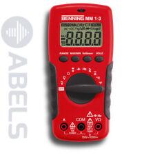 Digital Multimeter Benning MM 1-3 MM1-3 - *NEU*