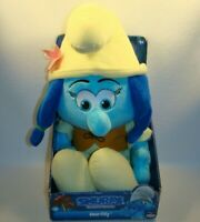 "Smurfs The Lost Village Lily 20"" Large Plush New Smurfily Smur-Flily 2017"