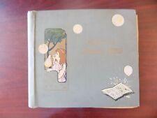Album art nouveau chromos Liebig ( 168 chromos )
