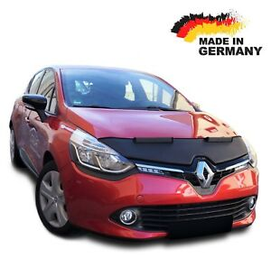 Hood Bra Renault Clio 4 Bonnet Front End Mask Hood Cover Stone Protection