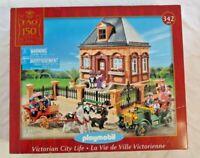 Playmobil 5955 FAO Schwarz 150th Anniversary Victorian City Life House Set...New