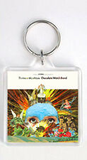 THE CHOCOLATE WATCHBAND - THE INNER MYSTIQUE LP COVER KEYRING LLAVERO