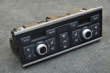 Front HVAC Climate Control Switch Heated Seats 4L0820043AJ OEM Audi Q7 4L 12-13