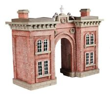 History Works - Painted Evergreen Cemetery Gate - Gettysburg 28mm ACW55010
