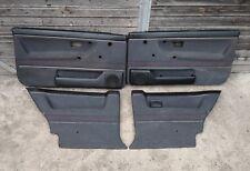 VW Golf GTI 2 3 puertas paneles laterales türpappen rara vez cartón #1753 rar