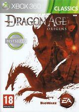 Dragon Age: Origins (Xbox 360) CLÁSICO DISTANCIA NUEVO PRECINTADO