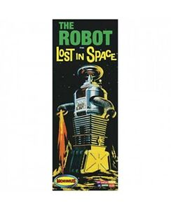 discontinued MOEBIUS 418 Lost in Space: Mini Robot model kit new in the box