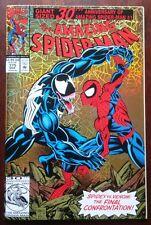 Amazing Spider-Man #375 (1993 Marvel) Venom Lopresti Art 30th Anniversary 9.4 NM