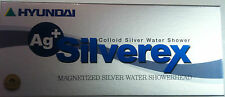 Silverex Shower Head Made with Pure Silver Removes Pimples, Kills Bacteria