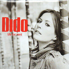 ★☆★ CD Single DIDO Life for rent 2-track CARD SLEEVE  ★☆★ NEW