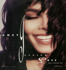 JANET JACKSON - Love Will Never Do (Without You) - A&M - 75021 2346 1 - Usa