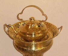 Moroccan Tass Marrakesh Fancy Brass Sink Ramadan Eid Wedding Imported 100% Brass