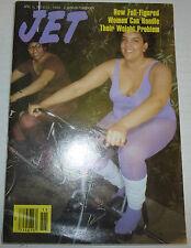 Jet Magazine Full Figured Women April 1983 Digest Size 091012R
