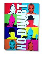 No Doubt Summer Tour 2009 28 Page Tour Book Program New Official