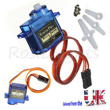 Tower Pro SG90 Mini Micro Control Servo Motor Car Helicopter Plane Boat Robot Uk