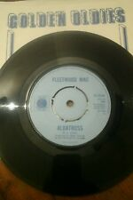 "ALBATROSS-FLEETWOOD MAC.VINYL 7""45RPM.BLUE HORIZON.VGC+"