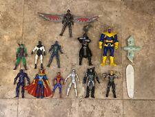 Marvel Comics Action Figure Bundle 3.75 inches. 12 figures. Ronan, Thanos etc.