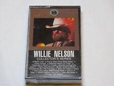 Willie Nelson Collectors Series RCA AHK1-5470 Cassette Tape 1985 Night Life