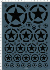 decals USA tank marks(black) for 1/35 1/48 or other scales(61202)