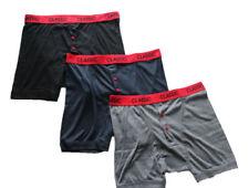Ropa interior boxer rojo para hombre sin pack
