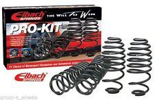 New Set of 4 Eibach Pro Kit Lowering Springs Set For Chrysler Sebring 1999-2000