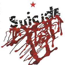 Suicide SELF TITLED Debut Album ALAN VEGA, MARTIN REV New Sealed Vinyl Record LP